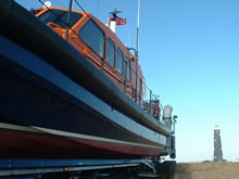 The Dungeness Lifeboat