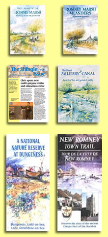 Various publications relating to Dungeness
